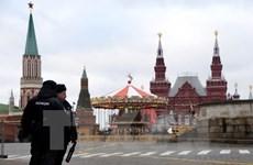 Số lượng tội phạm khủng bố ở Nga tăng 73% trong 6 tháng