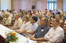"""Khai mạc hội nghị Vật lý học quốc tế với chủ đề """"Thổi bay theo gió"""""""