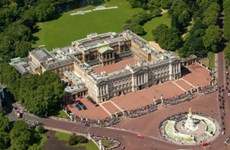 Cảnh sát Anh bắt giữ đối tượng gây rối tại Cung điện Buckingham