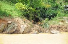 Lào Cai: Tìm thấy một thi thể bị lũ cuốn trôi tại Bát Xát