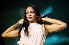 Rihanna được vinh danh với giải Thành tựu trọn đời VMA