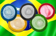 Câu chuyện về những chiếc bao cao su tại Olympic Rio 2016