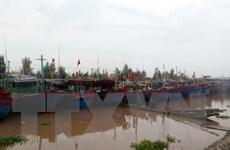 Bão số 3 đã đi vào Vịnh Bắc Bộ với sức gió giật cấp 12-14