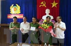 """Quảng Nam thưởng """"nóng"""" ban chuyên án điều tra vụ phá rừng pơmu"""