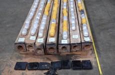 Australia thu giữ lô ma túy đá trị giá tới 34 triệu USD