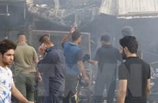 IS đánh bom khiến hàng chục người thương vong ở Baghdad