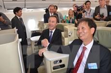 """""""Việt Nam là đối tác quan trọng của Airbus trong suốt 20 năm qua"""""""