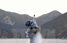 Căng thẳng Mỹ-Trung gây trở ngại cho việc đối phó với Triều Tiên