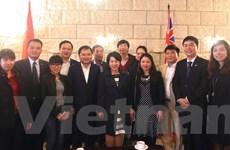 Đẩy mạnh hoạt động của sinh viên Việt Nam tại Australia