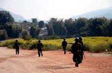 Nhà riêng của cựu quan chức Myanmar bất ngờ phát nổ