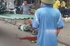 Hà Nội: Thêm một người thiệt mạng do bị miếng tôn cứa vào cổ