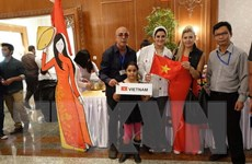 Sôi nổi ngày hội thể thao và gia đình ASEAN tại Geneva