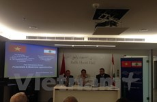 Việt Nam và Liban mong muốn thúc đẩy hợp tác về kinh tế