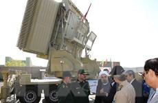 Iran tuyên bố tên lửa do nước này chế tạo hơn hẳn S-300 của Nga