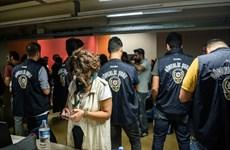 Thổ Nhĩ Kỳ đóng cửa một kênh truyền hình ủng hộ người Kurd