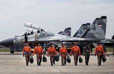 Indonesia tập trận tại vùng biển tranh chấp với Trung Quốc