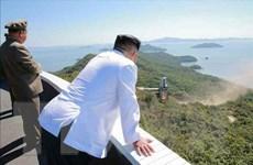 Triều Tiên tiếp tục gia tăng hoạt động tại bãi phóng tên lửa Sohae