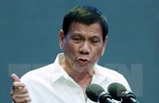 Tổng thống Duterte muốn binh sỹ Mỹ rời Philippines trong 2 năm tới