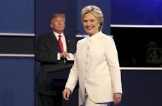 Bà Hillary Clinton nhận được nhiều sự ủng hộ từ giới trẻ Mỹ
