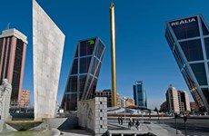 Madrid thu hút các công ty muốn chuyển trụ sở khỏi nước Anh
