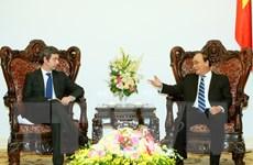 Việt Nam-Italy hợp tác trong lĩnh vực pháp luật và tư pháp