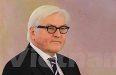 Bộ trưởng Ngoại giao Steinmeier đánh giá cao quan hệ Việt Nam-Đức