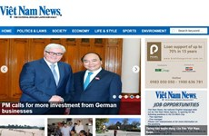 Báo Việt Nam News tuyển dụng 3 chỉ tiêu làm việc tại TP.HCM