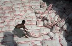 Quân đội Thái Lan tăng cường giám sát các cơ sở xay xát gạo