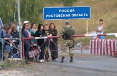 Nga đang cân nhắc áp dụng chế độ thị thực với Ukraine