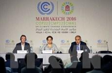 Hội nghị COP22 đối mặt với nhiệm vụ vô cùng khó khăn