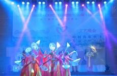 Sôi nổi hoạt động trong khuôn khổ Liên hoan Thanh niên Việt-Trung