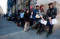 Thị trường lao động Mỹ tiếp tục xuất hiện tín hiệu lạc quan