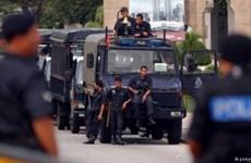Macedonia đập tan âm mưu tấn công của các nhóm cực đoan