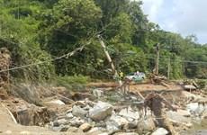 Bản đồ phân vùng, cảnh báo nguy cơ trượt lở đất đá tại Lào Cai