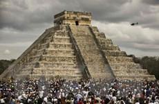 Phát hiện thêm một kim tự tháp mới tại thành phố cổ ở Mexico