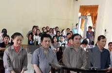 Nguyên Chủ tịch Hiệp hội Lương thực Việt Nam lĩnh án 13 năm tù