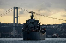 Nga có khả năng sẽ nâng cấp căn cứ hải quân tại Syria