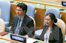 Việt Nam kêu gọi ngăn ngừa các xung đột liên quan đến nước