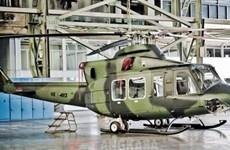 Máy bay trực thăng quân sự của Indonesia bị mất liên lạc