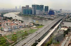 Thành phố Hồ Chí Minh tìm vốn đầu tư tuyến metro số 5 giai đoạn 2