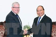Thủ tướng Nguyễn Xuân Phúc tiếp tân Đại sứ Australia tại Việt Nam