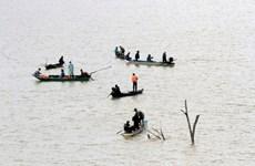 Bình Phước: Lật thuyền trên sông Lấp, 4 người tử nạn