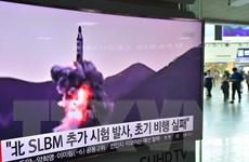 Hàn Quốc lập cơ quan đối phó vũ khí hủy diệt hàng loạt của Triều Tiên