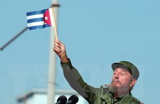 Bolivia để quốc tang 7 ngày để tưởng niệm lãnh tụ Fidel Castro