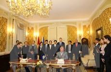 Việt Nam-Slovakia nâng quan hệ song phương lên tầm cao mới