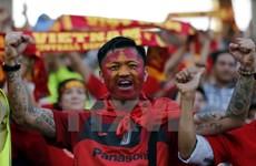 Vé trận bán kết Indonesia-Việt Nam chỉ bán trực tuyến