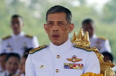Hoàng Thái tử Maha Vajiralongkorn đã chính thức lên ngôi Vua