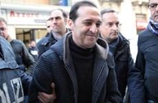 Cảnh sát Italy bắt giữ trùm mafia khét tiếng sau 6 năm lẩn trốn