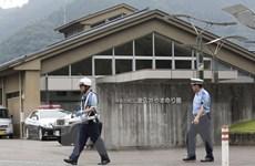 """Cảnh sát Nhật Bản tăng cường an ninh tại """"mục tiêu mềm"""""""