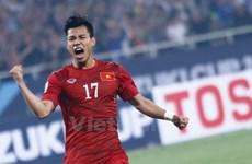 Báo nước ngoài: Minh Tuấn, Văn Thanh chơi hay nhất tuyển Việt Nam